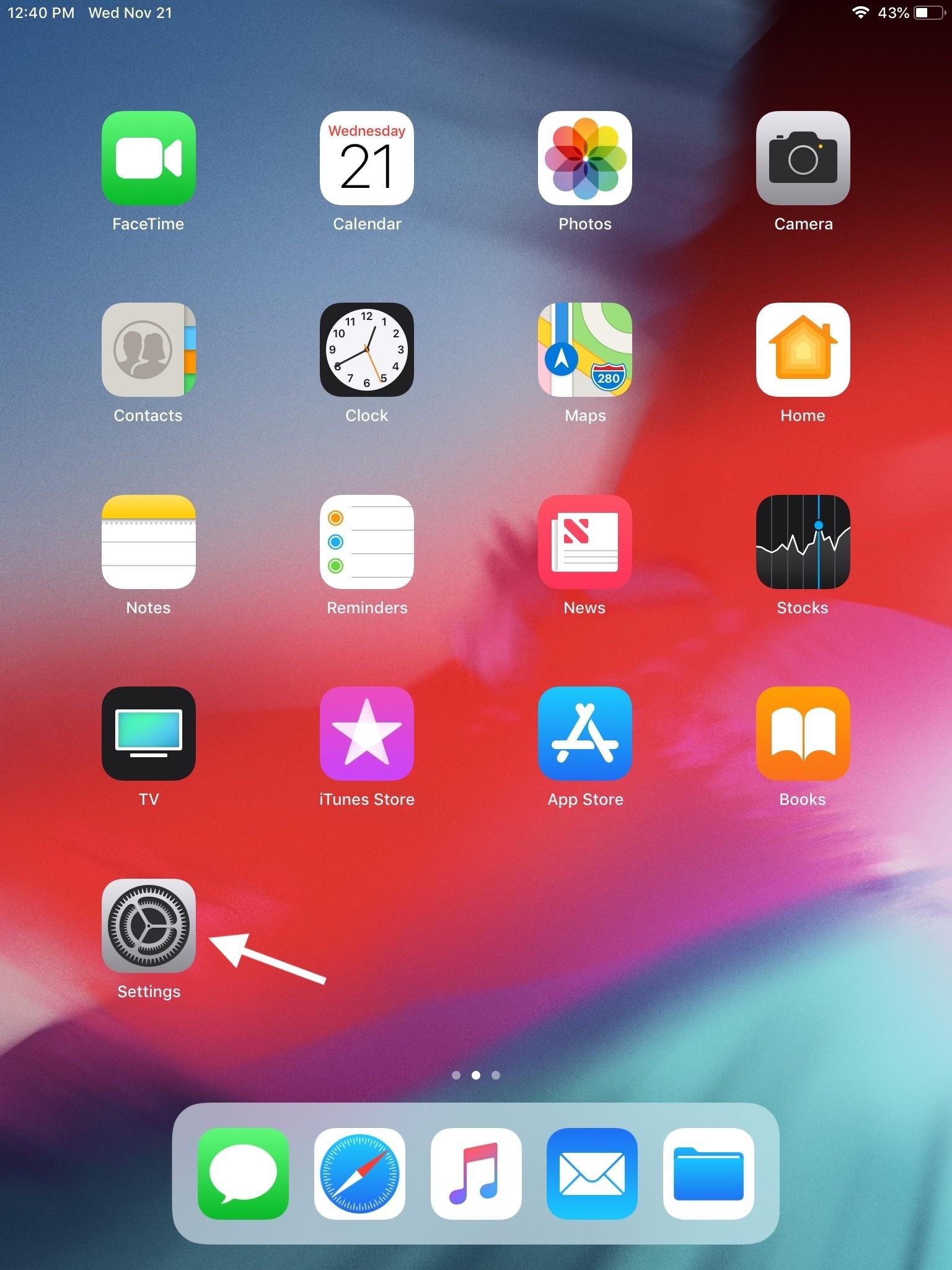 iPad   GoRoostr